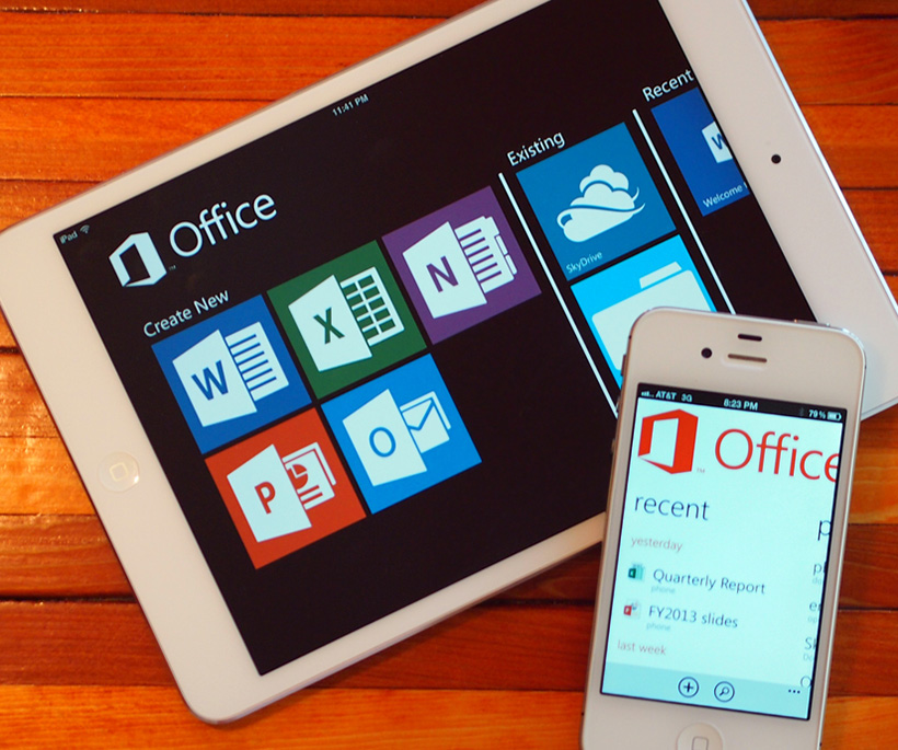 Office gratis su iOS e Android